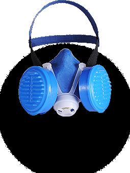 <span>Respirator</span><br>RPA-TD
